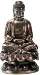 Meditation Buddha - Bronze Finish