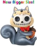 Furry Bones Nibbles Squirrel Statue