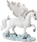White Pegasus Collectible Figurine