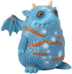 Proggle Fat Little Dragon Statue