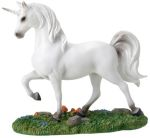 White Unicorn Collectible Figurine