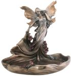 Art Deco Fairy Mila Statue