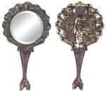 Art Deco Home Decor - Art Nouveau - Celestia Hand Mirror