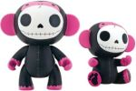 Furry Bones Black Munky Monkey Vinyl Toy