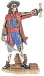 Captain Kidd Pirate Statue