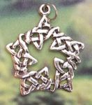 Celtic Five Sacred Things Jewelry Pendant
