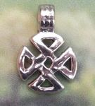 Celtic Health Knot Jewelry Pendant