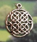Celtic Love And Fidelity Jewelry Pendant