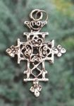 Celtic Puzzle Cross Celtic Jewelry Pendant
