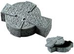 Celtic Cross Jewelry Box