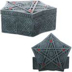 Celtic Spell Jewelry Box