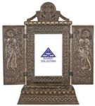 Celtic  Triptych Picture Frame