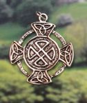 Celtic Wealth Jewelry Pendant