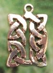 Celtic Wedding Knot Jewelry Pendant