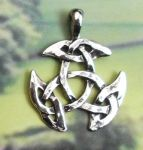 Celtic Whole Being Knot Jewelry Pendant