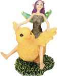 Chickity Fairy Peeps Statue