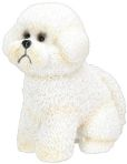 Dog Breed Statues - Bichon Frise