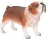 Dog Breed Statues - Bulldog Figurine Statue