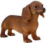 Dog Breed Statues Dachshund Puppy Dog Figurine Statue