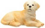 Dog Breed Statues Golden Retriever Puppy Statue