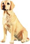 Dog Breed Statues Labrador Retriever Dog Figurine Statue