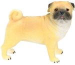 Dog Breed Statues - Pug - Small