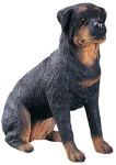 Dog Breed Statues - Rottweiler - Small