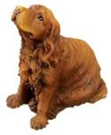 Dog Breed Statues Sussex Spaniel Dog Figurine Statue