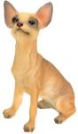 Dog Breed Statues - Tan Chihuahua - Small