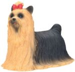 Dog Breed Statues Yorkshire Terrier Statue