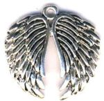 Double Angel Wings Jewelry Pendant