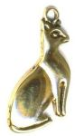 Egyptian Cat Goddess Bast Pendant