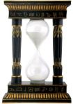 Ancient Egyptian Pharaoh Sand Timer