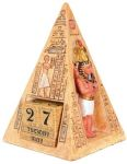 Ancient Egyptian Pharaohs Calendar Statue