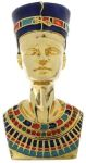Ancient Egyptian Queen Nefertiti Jewelry Box