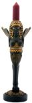 Ancient Egyptian Sphinx Candleholder