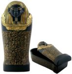 Ancient Egyptian Horkhebit Sarcophagus Box