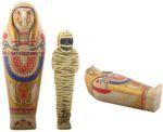 Ancient Egypt - Horus Sarcophagus Box