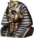 King Tut Head Jewelry Box