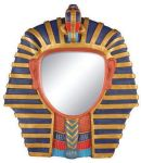 Ancient Egyptian King Tut Mirror