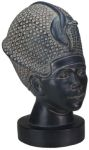 Ancient Egypt - King Tut W/ Blue Crown Statue
