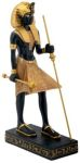 Ancient Egyptian Medium Egyptian Guardian Statue