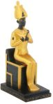 Ancient Egyptian Sitting Egyptian Osiris Statue