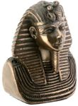 Small King Tut Bust Statue