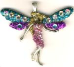 Glittering Dream Fairy Necklaces