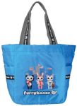 Furry Bones City Tote