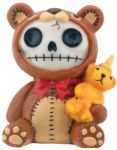 Furry Bones Honeybear Statue