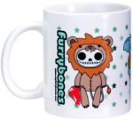 Furry Bones Jungle Trio Mug