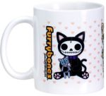 Furry Bones Mao-mao Cat Mug