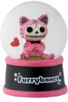 Furry Bones Mao-mao Cat Waterglobe (65mm)